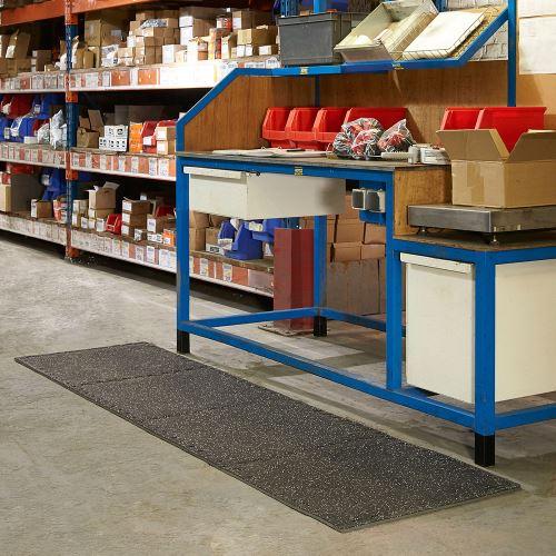 Univerzálna podlahová rohož Interlock - bal. 4 ks