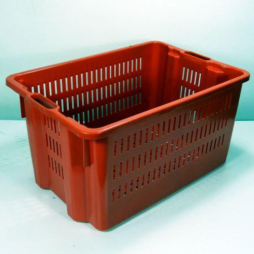 Plastová prepravka 65l - DIEROVANÁ