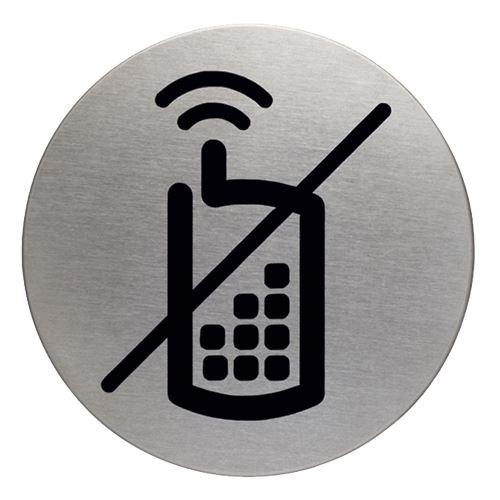 Piktogram - zákaz telefonovania