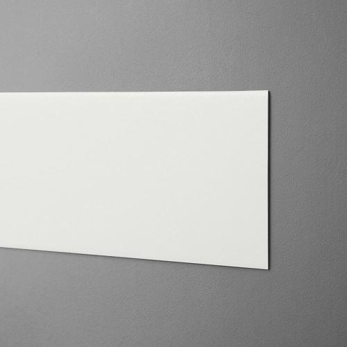 Ochranný pás na stenu VINYBal s1 - BIELY štandard - dľžka 4 m
