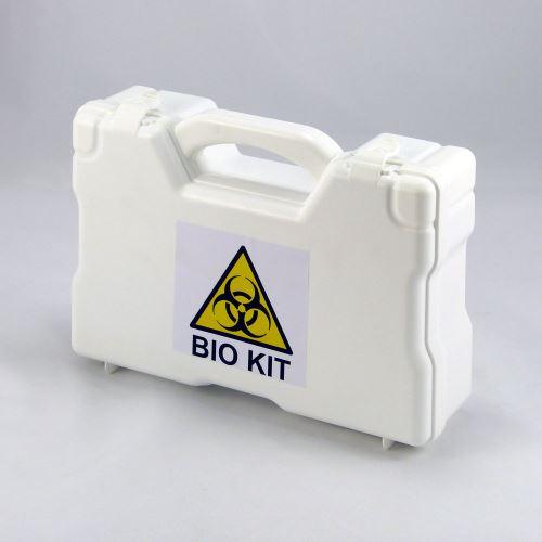 Sada BIO KIT v kufríku pre likvidáciu telesných tekutín
